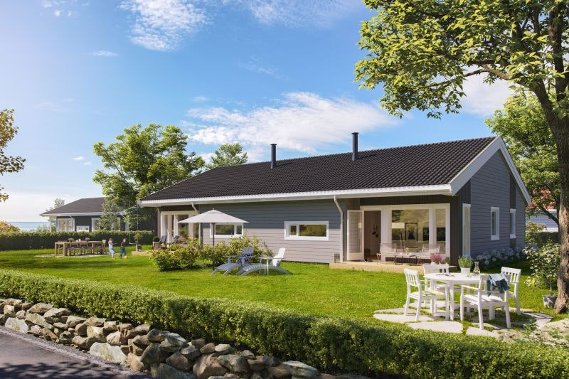 Flott tomannsbolig sentralt i Bjørkelangen / alt på ett plan / Mulighet for husbankfinansiering