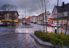 Jessheim sentrum