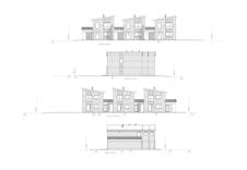 Fasadetegninger for Yttervegen.