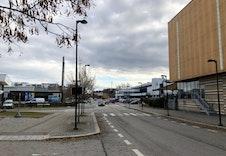 Jessheim storsenter/sentrum av Jessheim