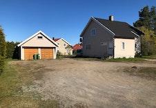 Eksisterende hus skal rives
