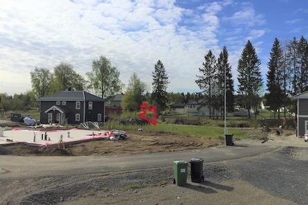 NORDKISA // Tomtevisning 22/5 kl 15-16 / Flott eneboligtomt i et attraktivt område / Kun en tomt ledig!