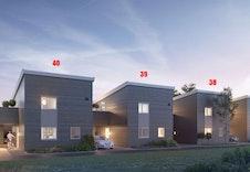 Nummerering av boligene