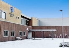 Kort og trygg gangavstand til Nordkisa skole.