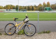 Trygge gang- og sykkelstier for barn til skole og aktiviteter.