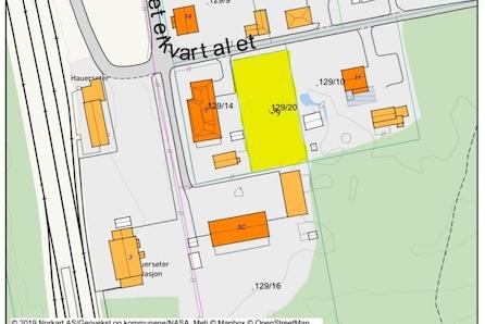 Ullensaker//Hauerseter:  Siste sjanse - frist 11.07.19. // Stor tomt, 1015 m2 for ene- eller 2 mb. Barnevennlig.