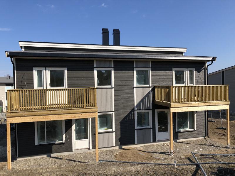 Neskollen // Moderne tomannsboliger, rett ved ny barnehage. Innflytningsklare sommeren 2019. Kjøp nå, få med møbelpakke!