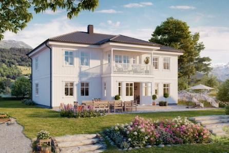 KONGSVINGER – Langeland/Skriverskogen - NY enebolig med garasje, sentralt/nær skole/butikker. KAMPANJE til 24.12.2019.