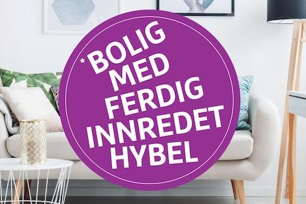 Visning fredag 15.11 kl 14-15:  Ny bolig på Hamar over tre etasjer med utleieenhet