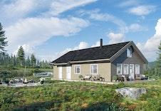 RO 2 med hems (illustrasjon) Bildet er en illustrasjon som vil avvike fra virkelig miljø og omgivelser.