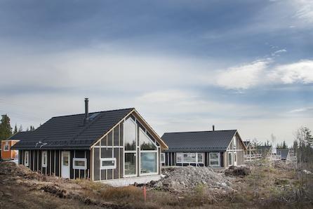 Gåsbu hyttegrend-11 av 20 solgt! Oppfyll hyttedrømmen - nydelig og snilt turterreng både sommer og vinter.