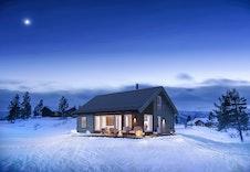 Midtfjellet Eksterior Vinter Xr 2017 Original