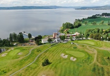Atlungstad golfbane er et fint stoppested langs Ottestadstien