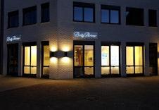 Kontoret til BoligPartner Kongsvinger ved Rådhusplassen.
