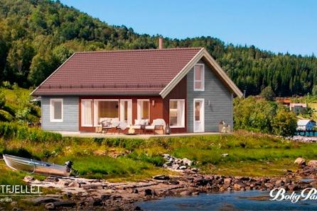 Romslig hytte, levert innflytningsklar på Trysilsetra