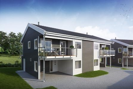 KAMPANJE!* SKOGENÅSEN, Søre Ål – Ny, romslig tomannsbolig av høy standard. Barnevennlig område med flott solgang!