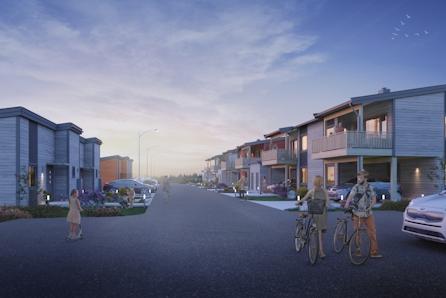 Innholdsrike boliger i Røyslimoen