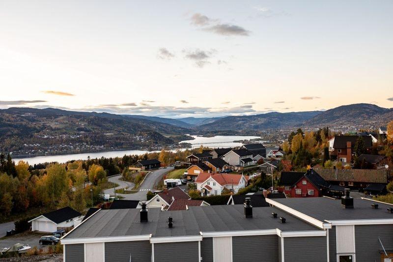 KUN 2 IGJEN! SOLÅSEN, Søre Ål - Nye leiligheter med fantastisk utsikt. Dette prosjektet må oppleves!