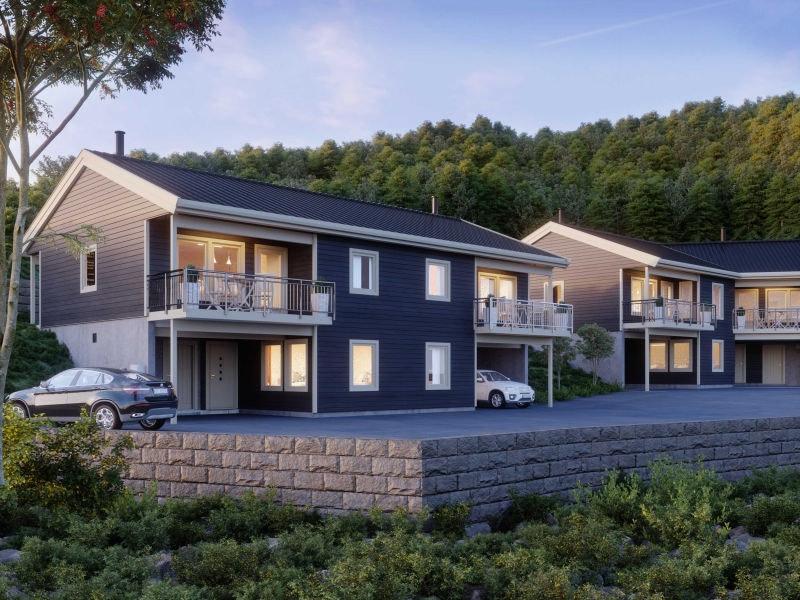KAMPANJE*! UTSYNSBAKKEN - Lillehammer. Nytt og spennende boligprosjekt, panoramautsikt og lang solgang!