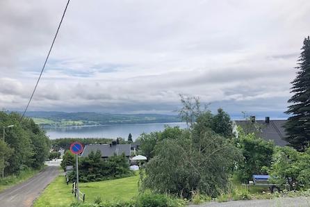 GJØVIK / NORDBYEN - Flott boligtomt med panorama utsikt!