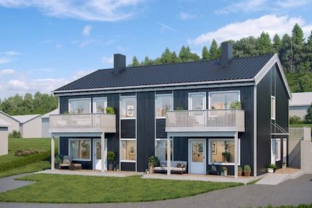 Gjøvik - På jakt etter en helt ny og moderne leilighet med sentral beliggenhet? | 1-2 sov!