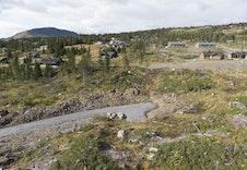 Dronefoto fra tomt 32