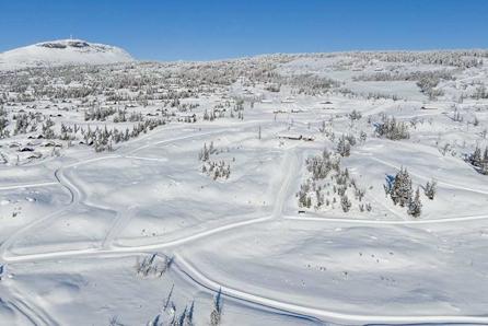 SKEIKAMPEN - Slåseterlia Fjellgrend. Hyttefelt med store, solrike tomter rett ved skiløypene. 23 av 34 SOLGT!