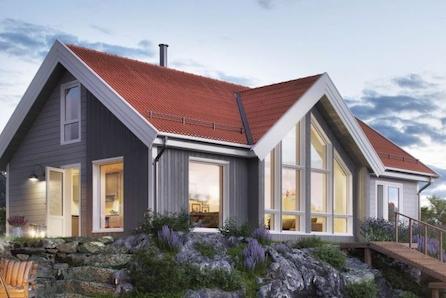 SKEIKAMPEN - Innbydende hytte med inntil 12 sengeplasser og 2 bad. Umiddelbar nærhet til ny skistadion og alpinbakken.