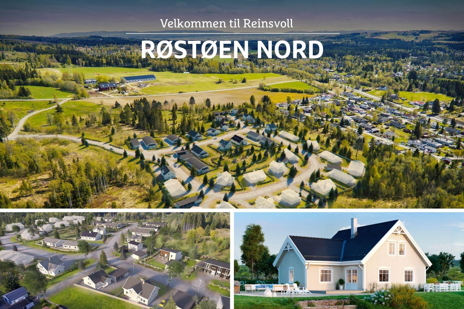Populære Vegaardsheim med 3-4 soverom, loftstue og 2 bad. Tilgjengelig bolig. Barnevennlig og solrikt. Gode tog- og bussforbindelser.