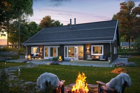 REINSVOLL - Nye, arealeffektive leiligheter! 1 SOLGT!