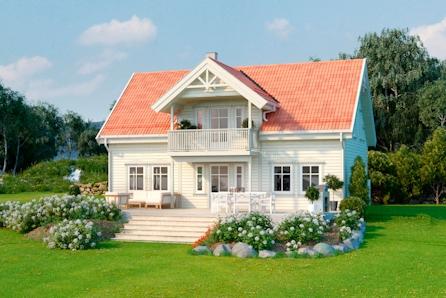 Jarhaug/Gran - Tidløs bolig med god planløsning. 3-4 soverom, 2 bad, loftstue og balkong. Solrik tomt