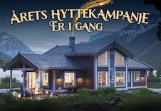 Signer kontrakt på hytte med BoligPartner innen 15. desember, og få med både ELbilader og komplett Smarthuspakke!