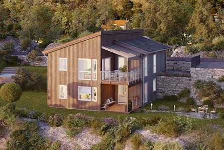 Gamlegrendåsen - Moderne familievennlig bolig i attraktivt boligområde!