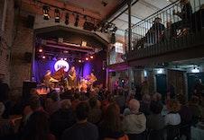 Kongsberg Jazzfestival  Fotokred, Svein Bjørnsen