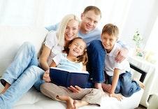 Haugsbygd - et godt sted for barnefamilier