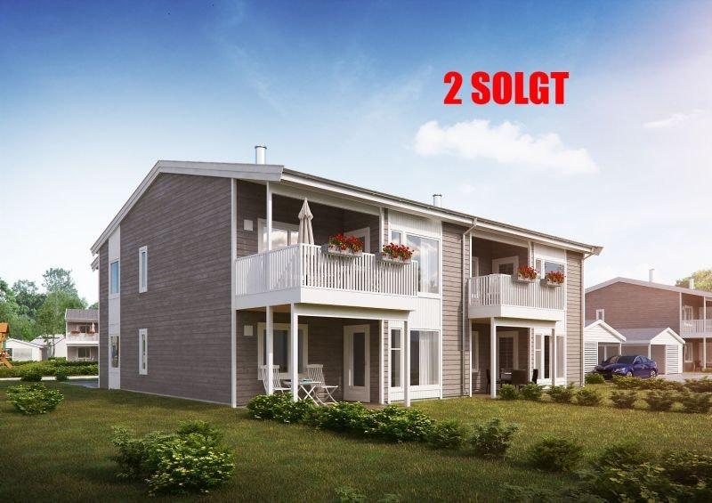 Velg mellom 3 forskjellige planløsninger! Et godt hjem for store og små, med eget fritidsområde med gapahuk og lekeplass