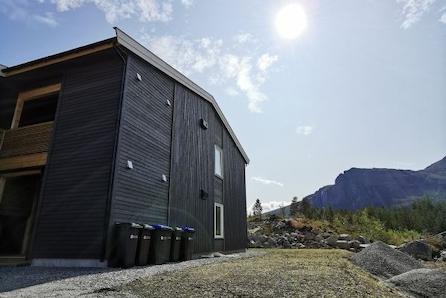 Vi skal nå i gang med byggetrinn 2. Moderne og arealeffektive leiligheter sentralt på Svøo.