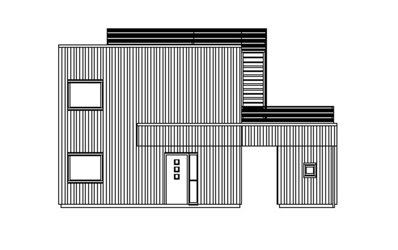 NY PRIS! Moderne enebolig over 2 plan. Carport og sportsbod integrert i bygningskroppen