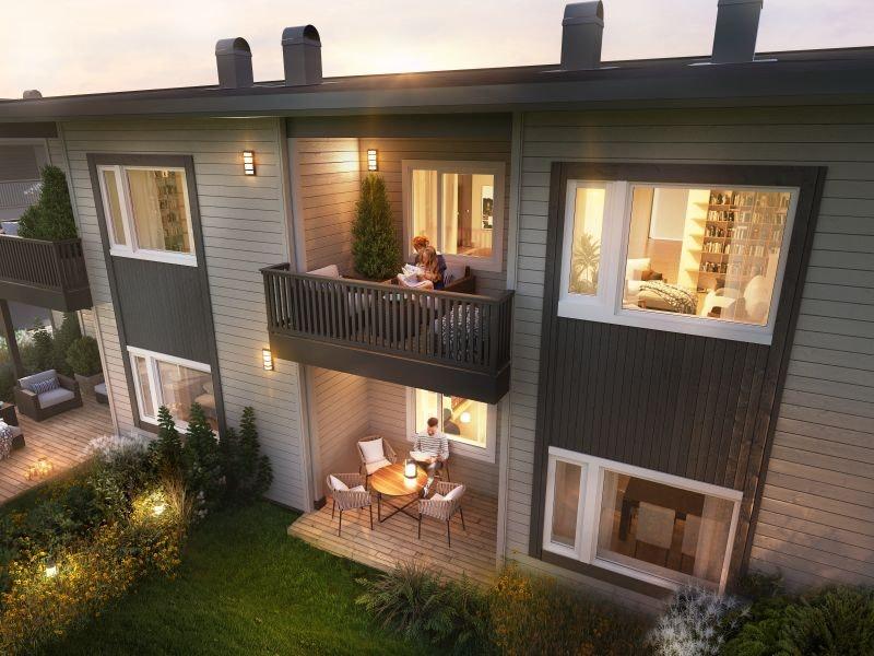 Husbankfinansierte leiligheter på Vindal. Møbelpakke verdi 50.000,- til de to første kontraktene