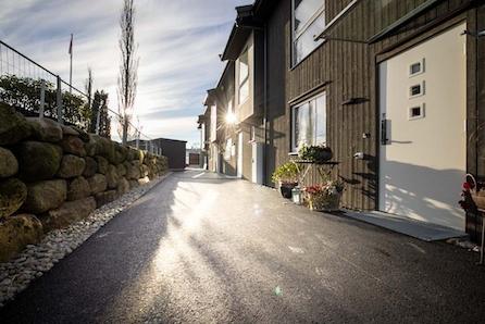 Innflyttingsklar|Moderne nøkkelferdige rekkehus - 3 /4 soverom 2 stuer |kun 2 igjen| Husbank finans- fra 0,797%.