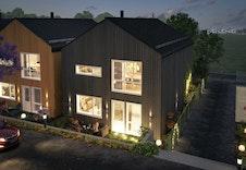 Illustrasjon utvendig hage hus 1