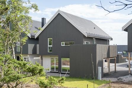 Sporafjell -  Innflyttingsklar ny enebolig i naturskjønne omgivelser! - Husbank finansiering fra 0,986%*