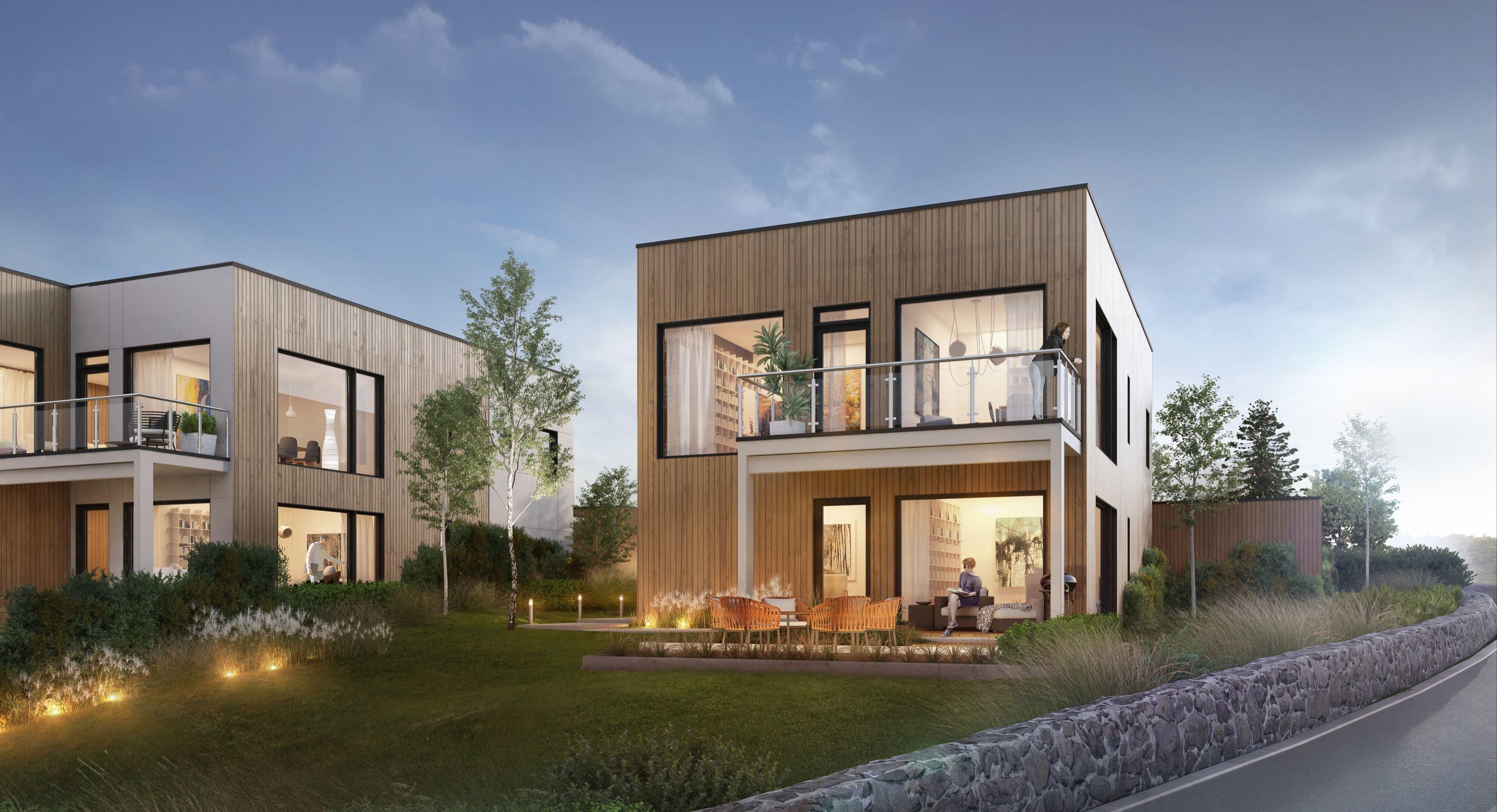 Snøde / Tananger - 2 familievennlige byggeklare enebolig tomter i attraktiv område for salg. Pris kr 2.400.000,-