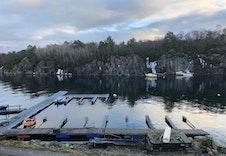 Felles båthavn for feltet
