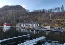 Naustboder og båthavn