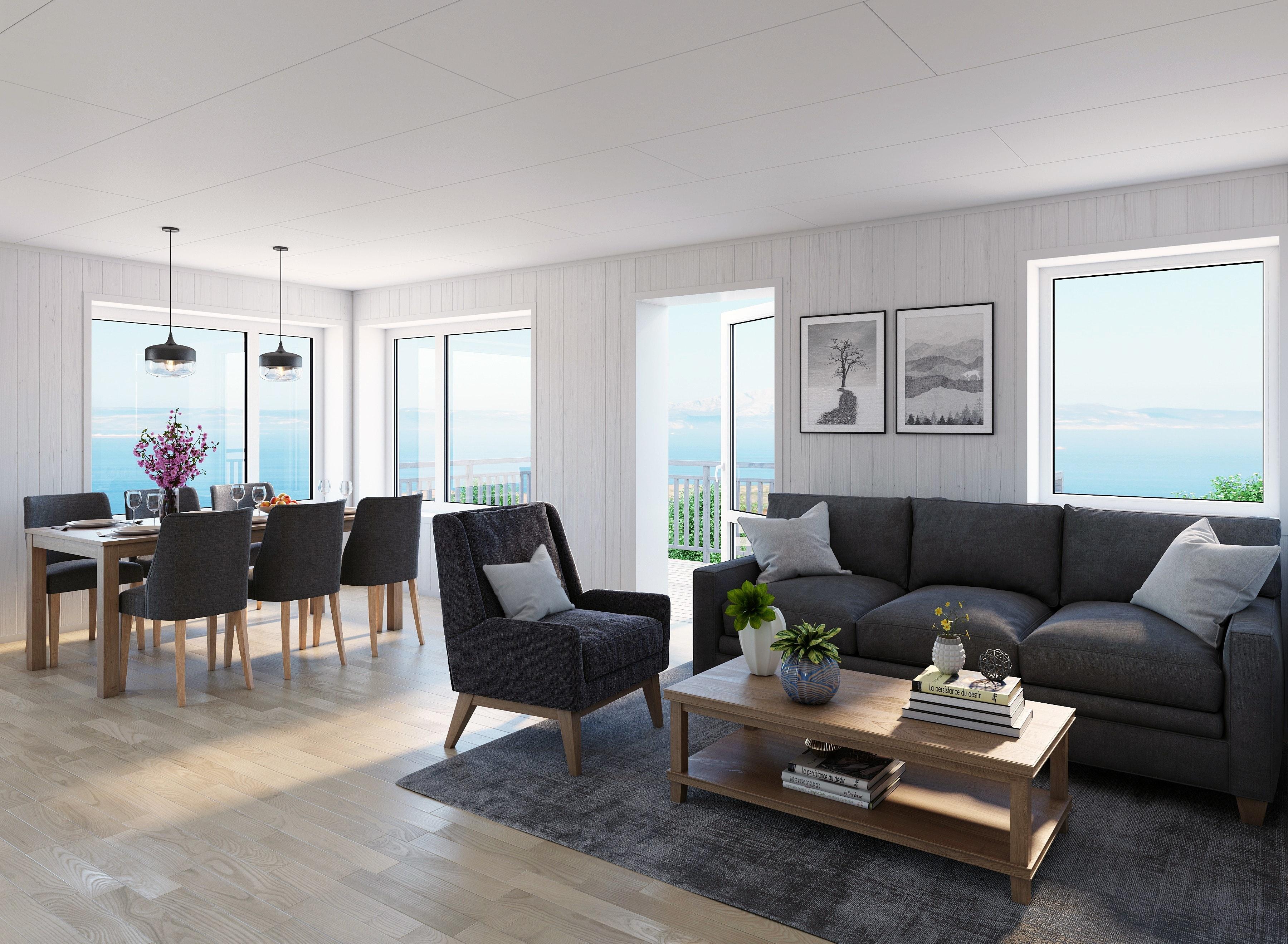 Moderne leiligheter midt i Judaberg sentrum-2 soverom-nøkkelferdig! Fra kun kr 2.450.000,-
