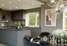 Ønsker du ett slikt kjøkken? Dette er kun en illustrasjon og kan avvike fra standard leveranse.