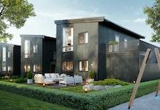 Dette er en illustrasjon og boligens omgivelser vil avvike.
