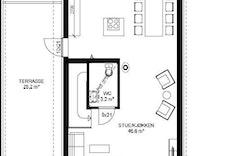 Plantegning - 2 etasje