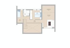Planskisse 2 etasje - STAV 90